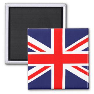 British Flag Refrigerator Magnets
