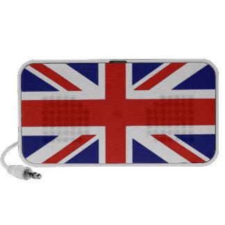 British flag laptop speakers