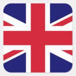 British Flag Sticker
