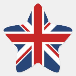 British Flag Stickers