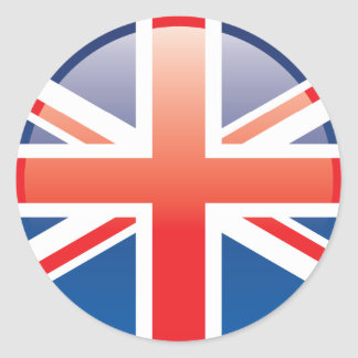 British Flag Stickers #2