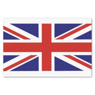 British Flag Tissue Paper