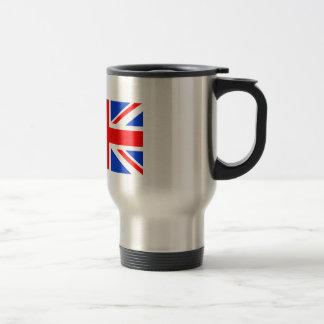 British Flag Travel Mug