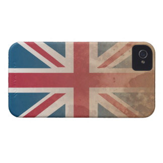 British Flag, (UK, Great Britain or England) iPhone 4 Cover