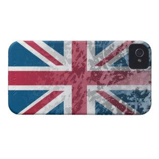 British Flag, (UK, Great Britain or England) iPhone 4 Cases