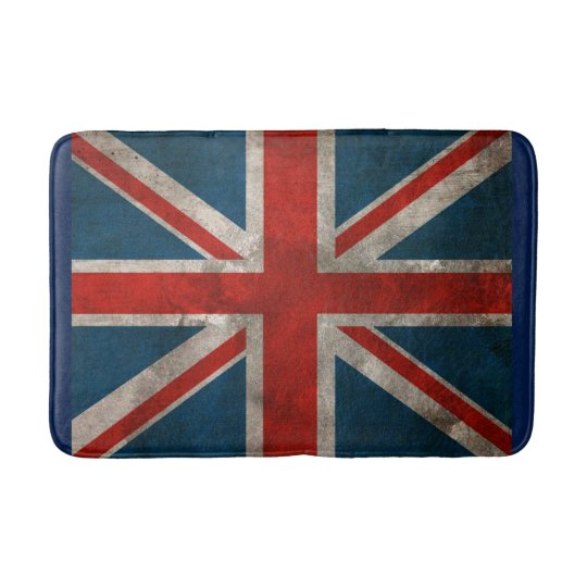 British Flag Union Jack Bath Mat