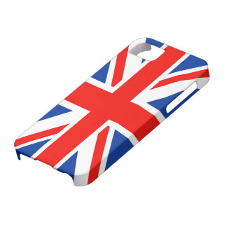 British Flag (Union Jack) Case For The iPhone 5