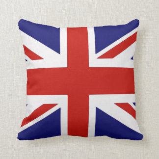 British flag union jack double-sided pillow