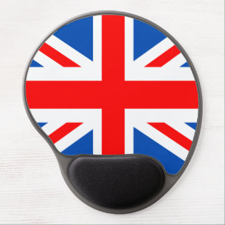 British flag Union Jack gifts Gel Mouse Mat
