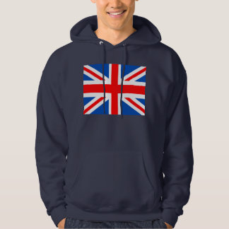 British flag Union Jack gifts Hoodie