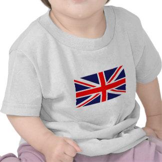 British flag Union Jack Tshirt