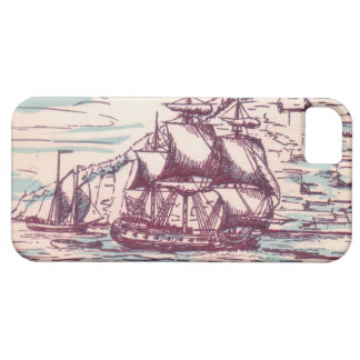 British Frigate 1843 iPhone 5 Covers