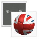 British Futbol Pins
