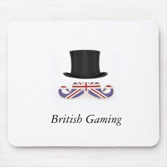 British Gaming MouseMat