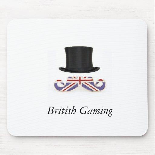 British Gaming MouseMat Mousemats