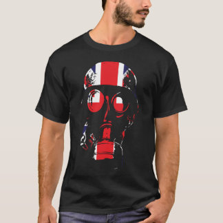 British Gas Mask T-Shirt