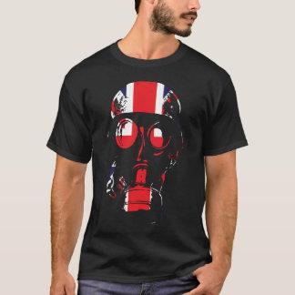 British Gas Mask T-Shirt