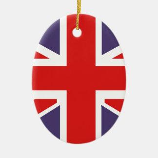 British Gifts Ceramic Oval Decoration