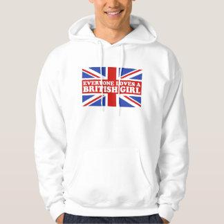 British Girl Hoodie