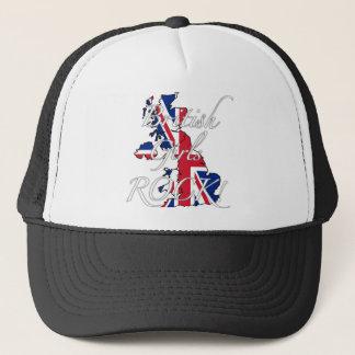 British Girls Rock! Trucker Hat