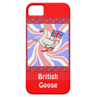 British Goose Case For The iPhone 5