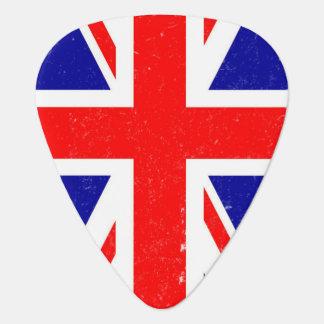 British Guitar Pick