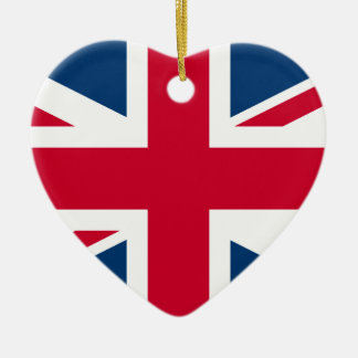 British Heart ornament