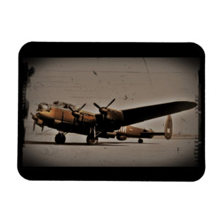 British Heavy Bomber Vinyl Magnet