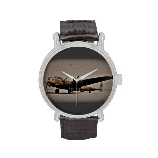 British Heavy Bomber Wristwatches