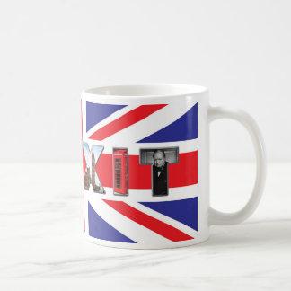 British Icons Brexit Mug! Coffee Mug