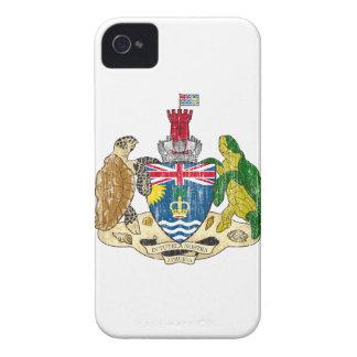British Indian Ocean Territories Coat Of Arms iPhone 4 Case