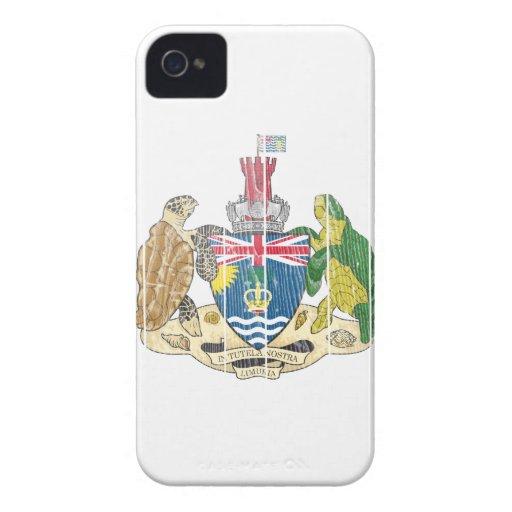 British Indian Ocean Territories Coat Of Arms Blackberry Bold Cases