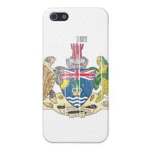 British Indian Ocean Territories Coat Of Arms iPhone 5 Cases