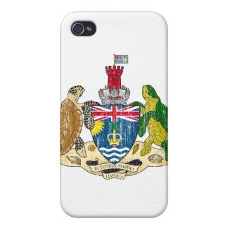British Indian Ocean Territories Coat Of Arms iPhone 4 Cases