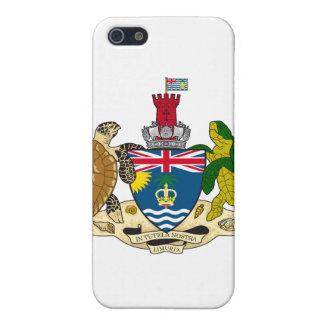 British Indian Ocean Territories Coat Of Arms Cover For iPhone 5