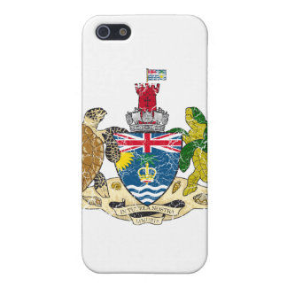 British Indian Ocean Territories Coat Of Arms Covers For iPhone 5