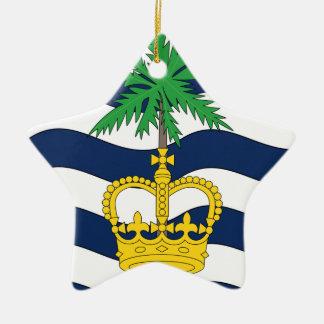 British Indian Ocean Territories Ornament