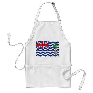 British Indian Ocean Territories Flag Standard Apron