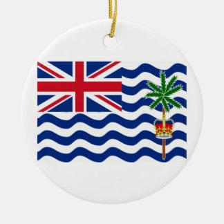 British Indian Ocean Territories Flag Ornament