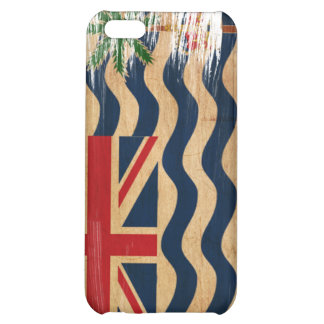 British Indian Ocean Territories Flag iPhone 5C Cases