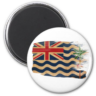 British Indian Ocean Territories Flag Magnets