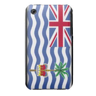 British Indian Ocean Territory BlackBerry Bold Cas Case-Mate iPhone 3 Case