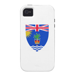 British Indian Ocean Territory Coat of Arms Case-Mate iPhone 4 Case