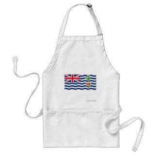 British Indian Ocean Territory Flag Adult Apron