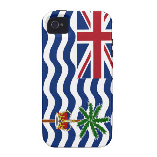 British Indian Ocean Territory Flag Case For The iPhone 4