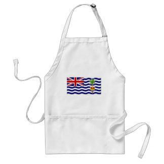 British Indian Ocean Territory National Flag Standard Apron