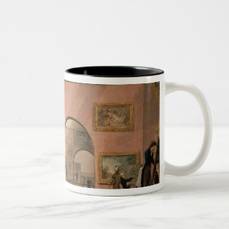 British Institution, Pall Mall Two-Tone Coffee Mug