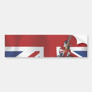 British Invasion Bumper Stickers