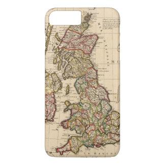 British Islands, England, Ireland iPhone 8 Plus/7 Plus Case
