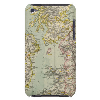 British Isles 11 Case-Mate iPod Touch Case